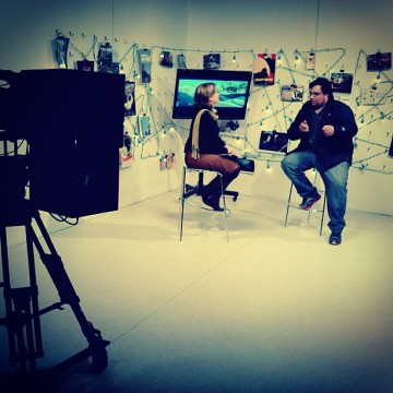 "Marco's interview before the broadcasting of ""Overloaded"" on Brazilian Public TV"